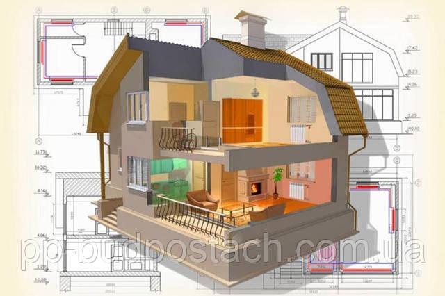 Проект будинку Чи потрібен він?