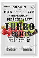 Дрожжи TurboFruit Biowin,40 г