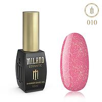 Cover Shimmer Base MILANO №10 10 ml