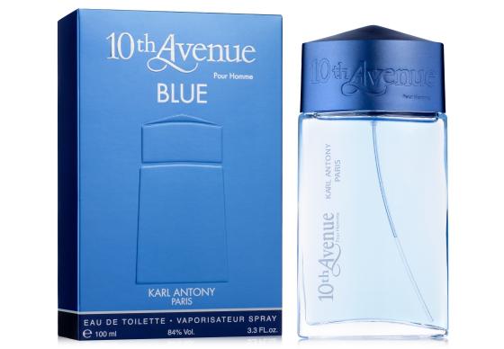 Karl Antony 10th Avenue Blue Homme Туалетная вода, 100 мл
