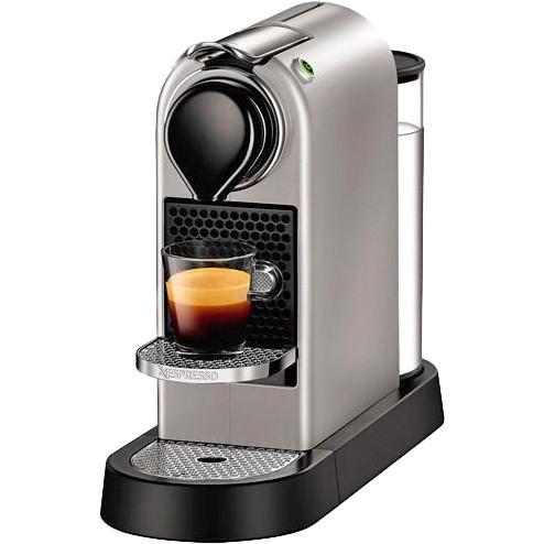 Кофемашина Nespresso CitiZ XN740 Silver 1260 Вт