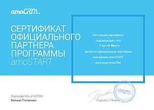 Профессиональная настройка amoCRM в Украине под ключ за 1-3 дня, фото 2