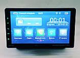 "Автомагнитола пионер Pioneer 9010A 1din 9"" Android 9.0 GPS + WiFI + Bluetooth Съемный экран, фото 2"