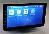 "Автомагнитола пионер Pioneer 9010A 1din 9"" Android 9.0 GPS + WiFI + Bluetooth Съемный экран, фото 4"