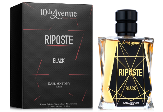 Karl Antony 10th Avenue Riposte Black Туалетная вода мужская, 100 мл