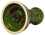 Чаша Fog Sakura Full-Glazed Зеленый с черным, фото 2