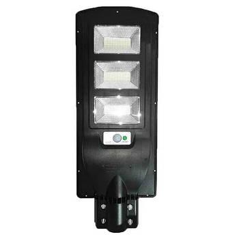 Уличный светодиодный Led светильник 3VPP 60W на солнечных батареях с датчиком и пультом