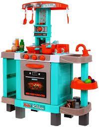 Кухня 008-938A  , 78-29-в87см,плита,духовка,звук,свет