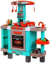 Кухня 008-938A  , 78-29-в87см,плита,духовка,звук,свет, фото 2