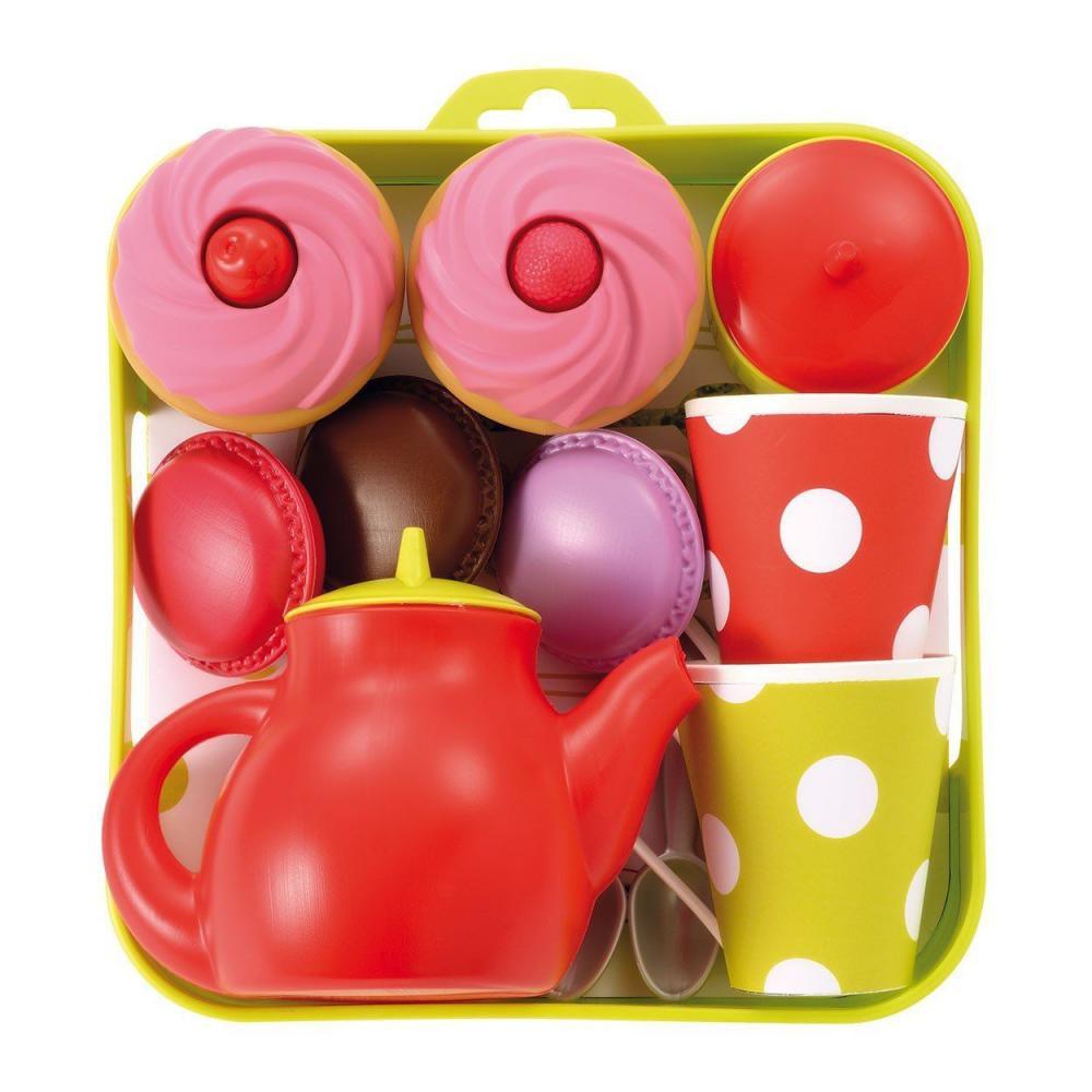 Набор посуды с пирожными, 12 аксес 000960
