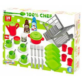 002619 Набор из 39 аксессуаров для кухни