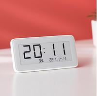 Увага!Упаковка пом'ята!Годинник термометр, гігрометр Xiaomi MiaoMiaoCe E-Link
