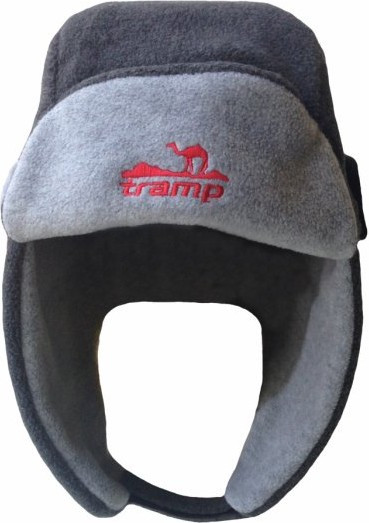 Зимняя шапка ушанка Tramp TRCA-005-S/M Gray