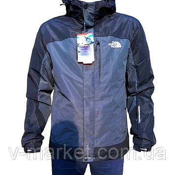Куртка чоловіча осінь-весна The North Face (норд фейс) репліка