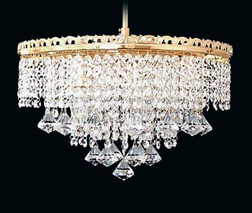 Чешский потолочный светильник  Elite Bohemia L 751/6/07, фото 2