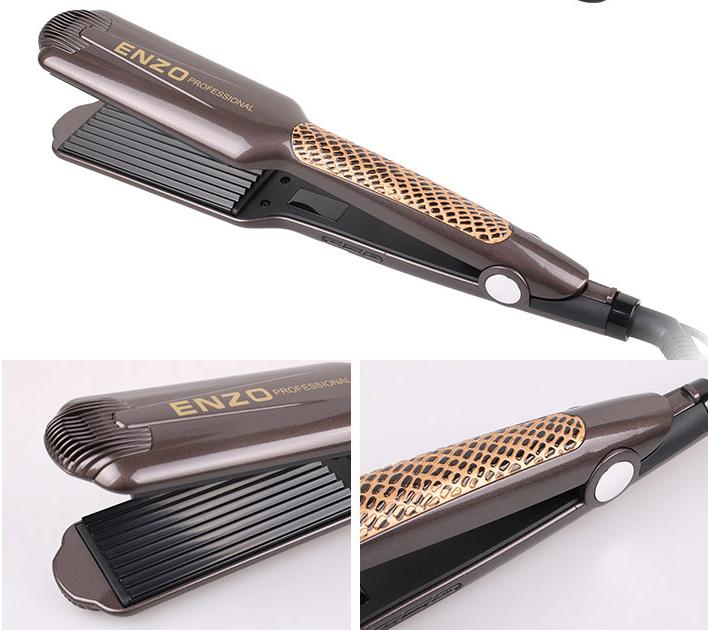 Гофре для волос Enzo EN-3891 c LED дисплеем и терморегулятором   Приборы для укладки волос