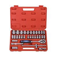 """32 pcs socket tools set 1/2 """"гнездо комплект, набор инструментов Инструменты для ремонта автомобилей"""