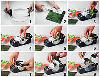 Прибор для приготовления роллов и суши Perfect Roll Sushi, Качество