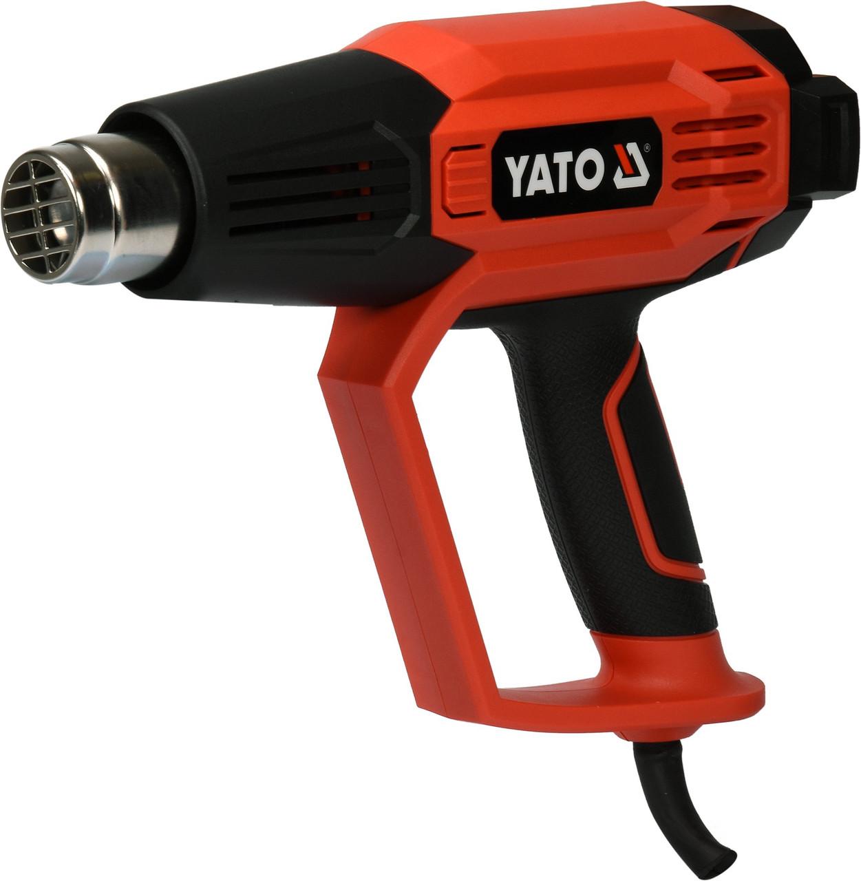 Фен строительный 2000 Вт YATO YT-82295
