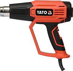Фен строительный 2000 Вт YATO YT-82295, фото 2