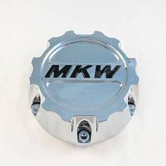 Колпачок в легкосплавные диски MKW (87 мм)