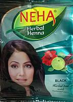 Хна для волос Neha Herbal Henna Black