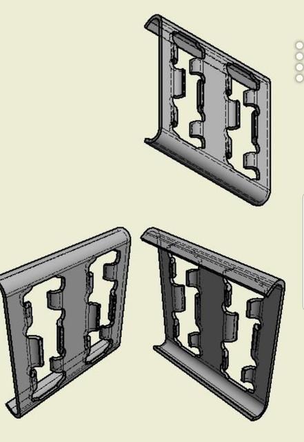 Роликовые сепараторы, роликовые шины