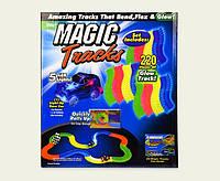 Автотрек гонки Волшебный Трек Magic Tracks Меджик Светящийся тунель 6688-73. pro