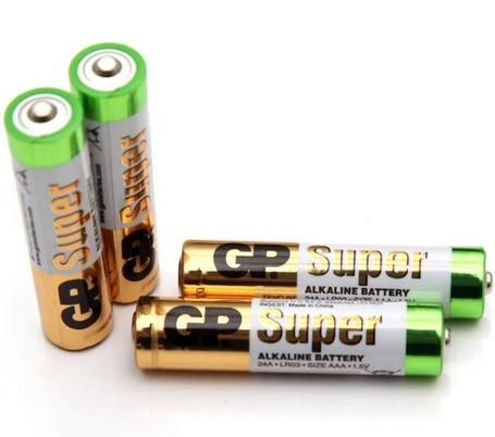 LR-03 батарейка микропальчик GP Алкалайн GP. pro