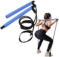 Тренажер для всего тела для пилатес Portable Pilates Studio Синий
