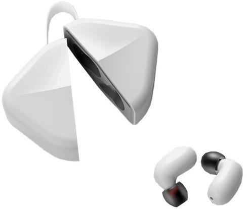 Whizzer B6 White TWS Беспроводные Наушники с Микрофоном