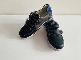 Дитячі туфлі для хлопчика Badoxx Польща розміри 31-36