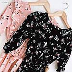 """Жіноча сукня """"Квітка"""" від СтильноМодно, фото 2"""