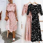 """Жіноча сукня """"Квітка"""" від СтильноМодно, фото 3"""