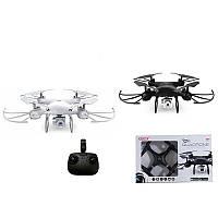 Квадрокоптер с камерой K3C, р/у 2,4G, аккум, 30см, свет, камера, Wi-Fi
