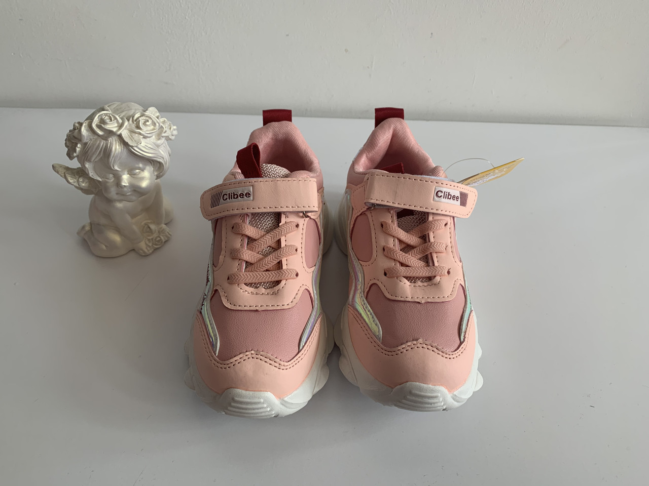 Детские кроссовки для девочки Clibee Румыния размеры 31-36