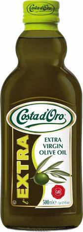 Оливкова олія Costa D'oro Extra Virgin , 0,5 л, фото 2