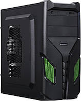 Raidmax Exo Green LED (108BG)