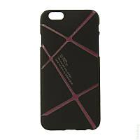 Чехол Cococ Case Plaza-line energe iPhone 6 Black. Gold