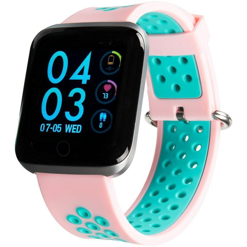 Smart Watch Gelius Pro GP-SW001 (NEO) Pink/Blue