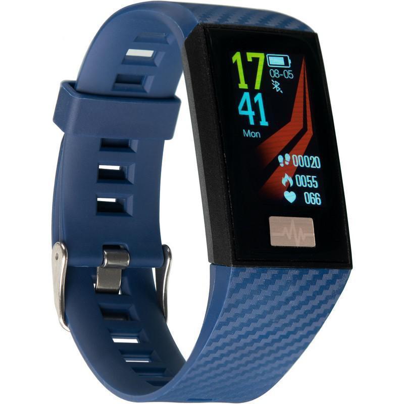 Фитнес-браслет Gelius Pro GP-SB001 (PRO BAND) Blue