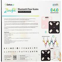 Умные напольные весы Gelius Floor Scales Zero Fat GP-BS001 Pink, фото 2