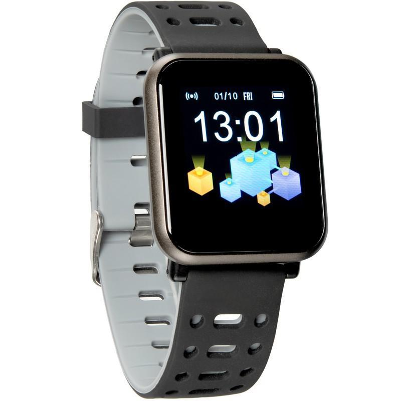 Смарт часы Gelius Pro GP-CP11 Plus (AMAZWATCH 2020) Black/Grey
