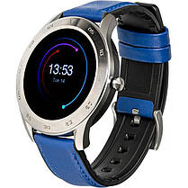 Smart Watch Gelius Pro GP-L3 (URBAN WAVE 2020) (IP68) Silver/Dark Blue, фото 2