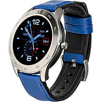 Smart Watch Gelius Pro GP-L3 (URBAN WAVE 2020) (IP68) Silver/Dark Blue, фото 3