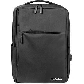 Рюкзак для ноутбука Gelius Backpack Daily Satellite GP-BP001 Black