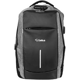 Рюкзак для ноутбука Gelius Backpack Saver GP-BP003 Grey