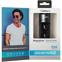 Stereo Bluetooth Headset Gelius Pro SmartFree GP-HBT015 Black, фото 2