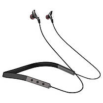 Stereo Bluetooth Headset Gelius Pro Crossfade GP H-1050 Black/Grey, фото 3
