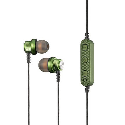 Stereo Bluetooth Headset Gelius Ultra Triada GL-HB-009U Green, фото 2